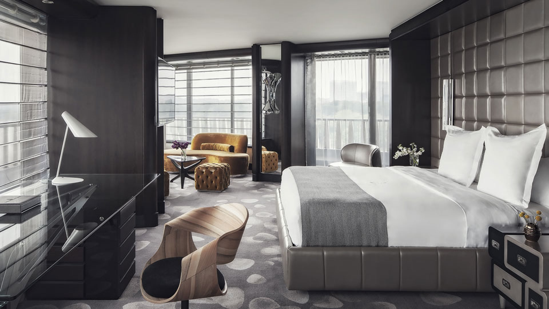 luxury accommodations in dc | the watergate hotel