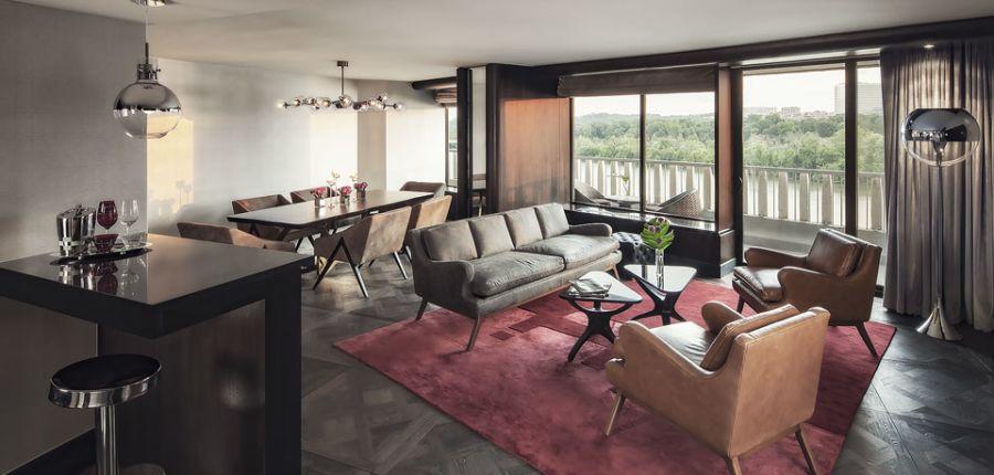 ThreeBedroom Suites The Watergate Hotel Enchanting 2 Bedroom Hotel Suites In Washington Dc