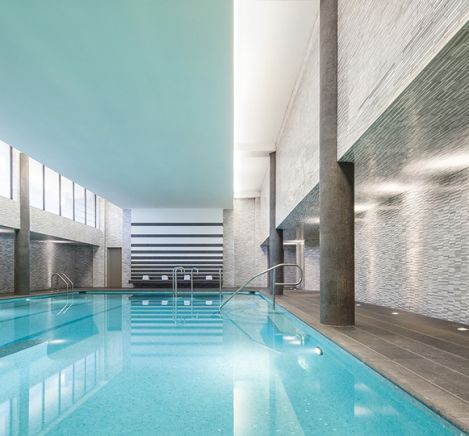 Luxury Hotel With Indoor Pool In Dc Watergate Hotel